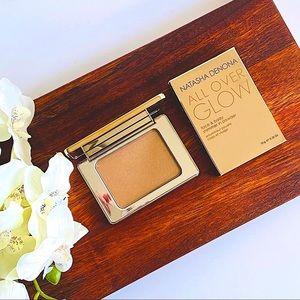 NIB NATASHA DENONA All Over Glow Face Body Bronzer